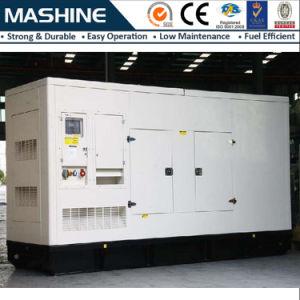 30-500kVA Weichai, Shangchai, Yuchai Aangedreven Chinese Generator