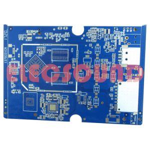2 níveis de PCB da placa rígida Gold