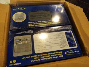 Snap on/ punto azul 29pcs conjunto de herramientas de Sockets métricos/punto azul Caja de herramientas (BLPATSM1429)