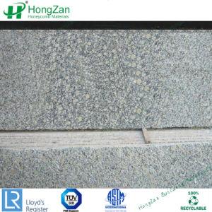 普及した段階的デザイン模造の石が付いている大理石の蜜蜂の巣の壁パネル