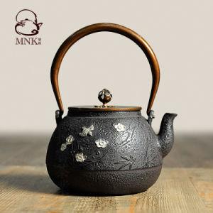 鉄のやかんの鉄の鍋水やかん水鍋の茶鍋