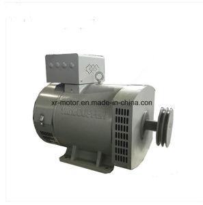 Str.-STC-Pinsel-einzelner Peilung-Doppelt-Peilung-Bewegungseinphasig-Dreiphasen50 60 Hz-Energien-Generator-Kopf AVR-Riemenscheiben-Instrument-Dynamo synchroner Wechselstrom-Drehstromgenerator
