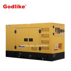 Fabrik-Verkaufs-Cummins-Dieselgenerator 263kVA/210kw super leises Genset
