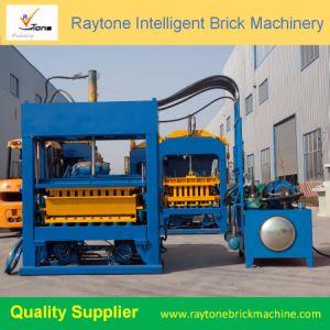 Pavimentadora5-15 Qt para pavimentação de intertravamento lancis de máquina de fabricação de tijolos de máquina de bloco