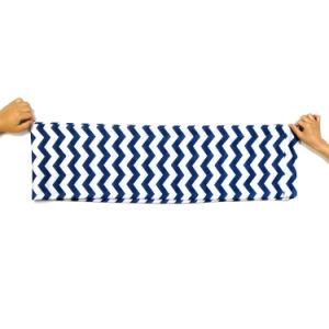 カスタムプリント自由なパターンポリエステル綿の円の無限スカーフ
