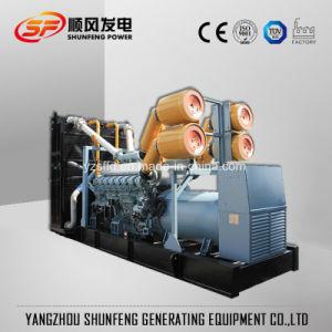 販売のための頑丈な1800kw三菱電機力ディーゼルGenset