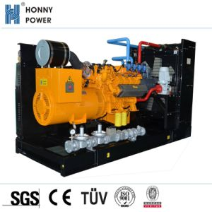 Puissance Honny 400kw Groupe électrogène de gaz naturel