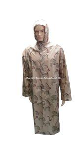 Venda por grosso de chuva se desgastam com o novo exército em cor de camuflagem