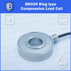 Bransensor BR029 à travers le trou de beigne Cellule de charge avec une haute précision
