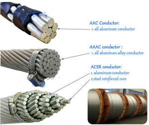 Cavo ambientale della lega di alluminio Conductor/AAC/ACSR/AAAC/Acar
