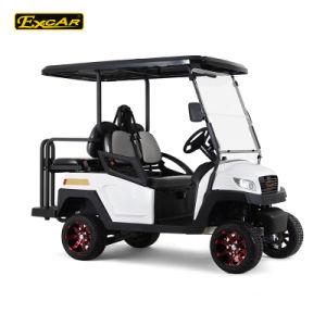 安く4 Seaterの販売のための電気ゴルフカート
