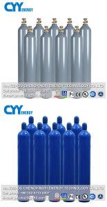 Sonda de oxigénio azoto líquido de alta qualidade de CO2 Árgon cilindro de gás de aço sem costura
