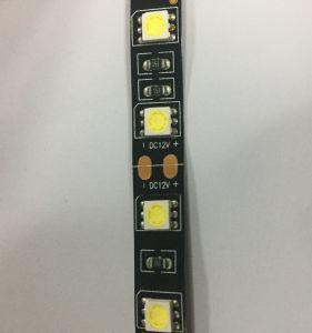 Striscia luminosa eccellente degli indicatori luminosi dei migliori venditori LED con protezione adesiva