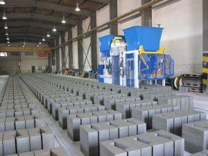 Blok die van de Baksteen Lego van Duitsland het Beroemde Automatische Concrete Machine maken