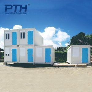 Recipiente de luxo moderno House para construções prefabricadas Living Home