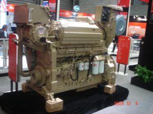 motore diesel Kta19-M di propulsione navale di raffreddamento ad acqua 522kw Cummins