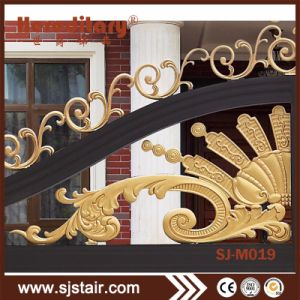 家デザインのための錬鉄のメインゲートの金属の私道のゲート