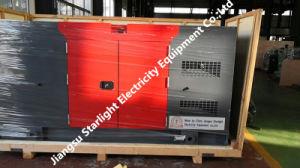 150kw Groupe électrogène silencieux powerd par moteur diesel Cummins générateur électrique