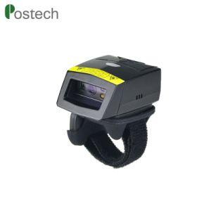 O scanner de código de barras a laser sem fio Bluetooth para sistema Android