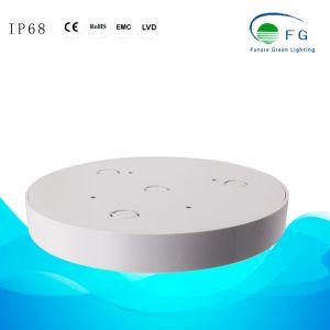 nuovo RGB indicatore luminoso subacqueo caldo bianco freddo della piscina di bianco LED di 24watt
