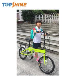 Accelerare da Pedal la Safety una E-Bici piegante astuta da 18 pollici