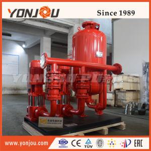 Vertikale Mehrstufenrohrleitung-Pumpe (GDL)