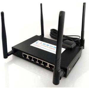 M2m Lte SIM 카드 이중 차 4G 3G 산업 대패 Openwrt Lte/WCDMA RJ45 3G 4G WiFi 버스 전산 통신기