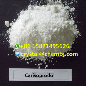 Fabrik-Zubehör Carisoprodol Puder für Muskel-Beruhigungsmittel CAS 78-44-4