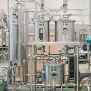 Máquinas de misturar para bebidas gaseificadas contidas Bevarage Gás