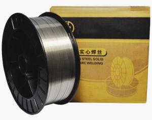 Hete Verkoop er70s-6 het Lassen het Gebruik van de Bouw van de Draad in Guangzhou