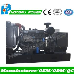 150kVA öffnen Typen Dieselfestlegenset mit Ricardo-Motor Chnt Sicherung