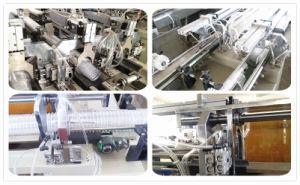 El recuento de la Copa del papel de plástico automática Máquina de embalaje