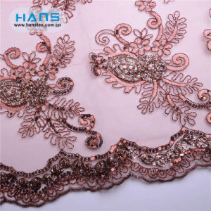 Hans elegante y elegante encaje mariposas Premium