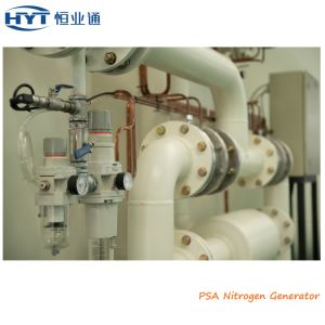 Planta de producción de gas nitrógeno psa.