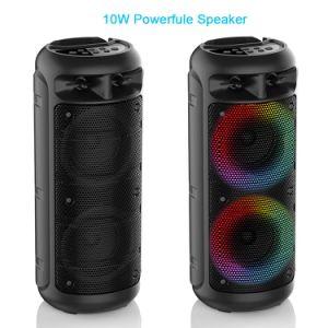 Parte exterior de DJ profissional de grande Bluetooth ativo altifalante de som Alto-falantes de áudio
