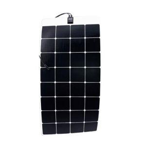 100W 120 Вт 150W СОЛНЕЧНАЯ ПАНЕЛЬ гибкие шингл панели солнечных батарей для морских судов