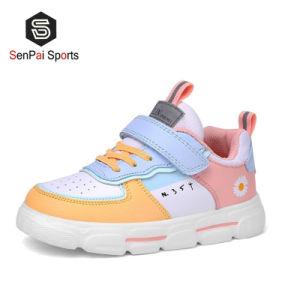 Nuevo diseño Popular Jinjiang Kid niños Zapatos de Skate Sneakers
