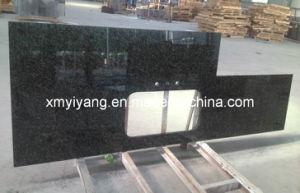 Countertop van het Graniet van Ubatuba van Verde voor Keuken en Ijdelheid
