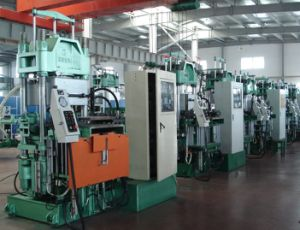 Xlb-400X400X2를 가진 자동적인 4개의 란 가황 기계