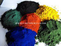 Het Oxyde Fe2o3 van het ijzer voor het Poeder van het Pigment