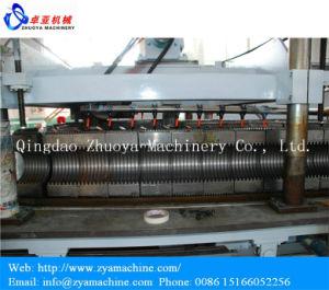 PVC/PE/PP Tubo ondulado de doble pared Línea de producción (200-500mm)