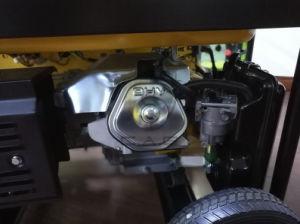 Ce 5kw/6kw/6.5kw elettrico/generatore della benzina inizio di ritrazione per uso domestico