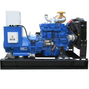 tipo aperto gruppo elettrogeno di 50kw Ricardo diesel