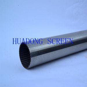 井戸ののための炭素鋼のジョンソンのタイプスクリーン219mmで