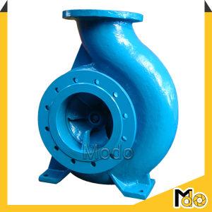 Pompa ad acqua centrifuga mobile diesel di aspirazione di conclusione della singola fase