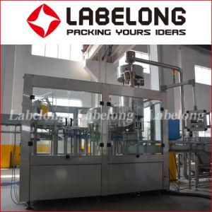 Máquina de engarrafamento do sumo de bebidas automática de Fabricação