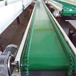 中国の製造者からの大きい容量の砂の石のベルト・コンベヤー(システム)