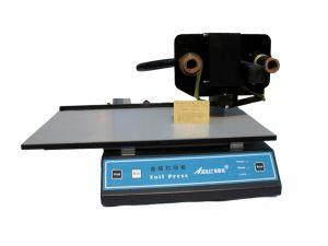 자동 편평한 PVC 카드 디지털 포일 인쇄 기계