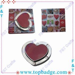 Coração Bag cabide (FTBH004J)