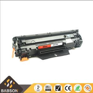 Pas de résidus de poudre Ce278une cartouche de toner pour imprimante HP